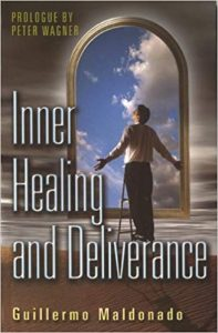 Inner Healing and Deliverance Book