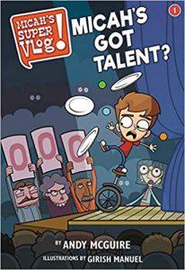 Micah's Got Talent